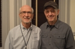 One of the early members of Steve Reich & Musicians, Russell Hartenberger,  performed Clapping Music with Steve Reich