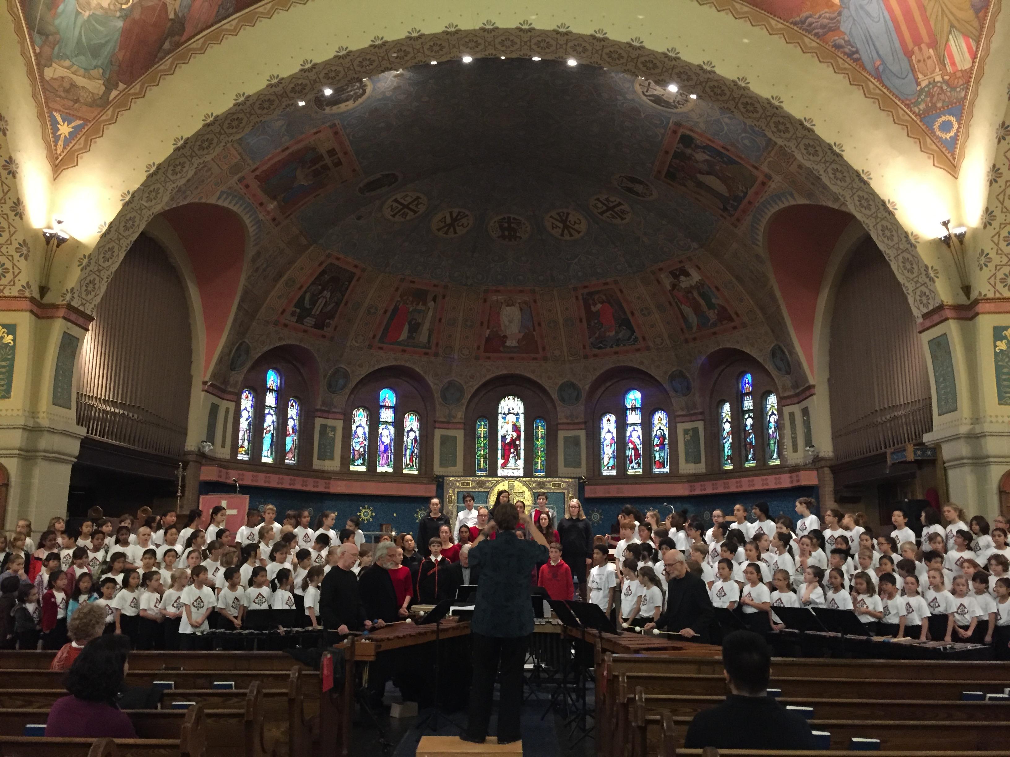 NEXUS and the Toronto Children's Chorus