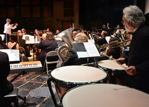 Garry's View - The Timpani Section